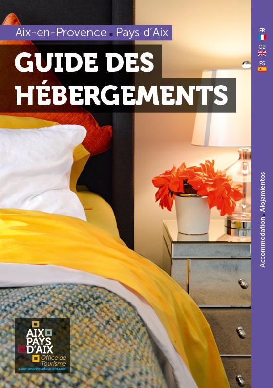 Guide hébergement Aix-en-Provence : hotel, résidence, camping