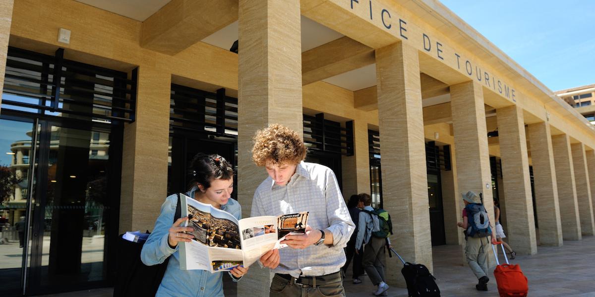 Dokumentation aix en provence office de tourisme for Office de tourisme aix