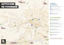Plan Autocars de Tourisme : dépôts et stationnements