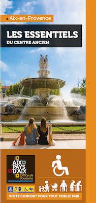 Aix en Provence Visite confort pour tout public PMR