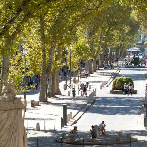 Aix en Provence carte d'identité