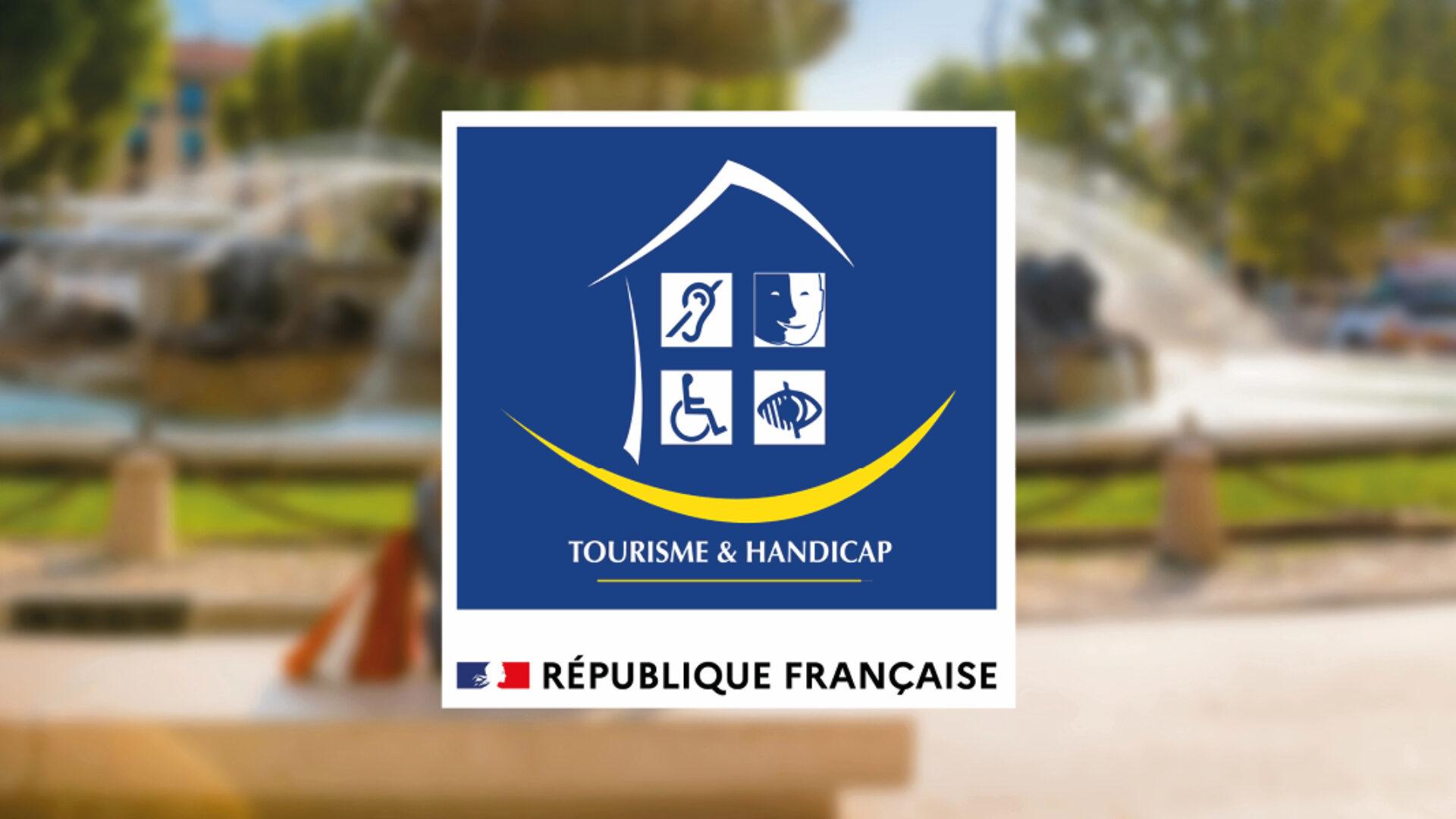 Aix en Provence Tourisme Handicap