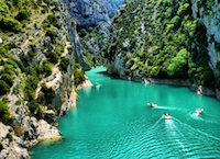 verdon excursion aix en provence - auxchamps