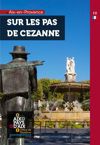 Sur les pas de Cezanne Aix en Provence