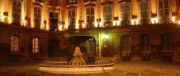 Pl tze brunnen aix en provence office de tourisme - Office de tourisme de aix en provence ...