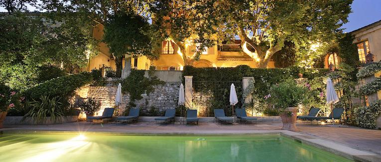Hotels with swimming pool aix en provence office de - Hotel de charme aix en provence ...