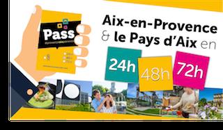 Pass touristique #provenceaixperience Aix en Provence Pays d'Aix