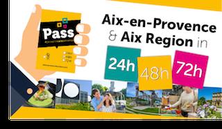 Tourist Pass #provenceaixperience Aix en Provence