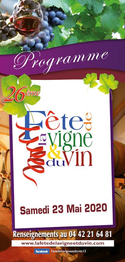 Fete de la Vigne et du Vin Aix en Provence