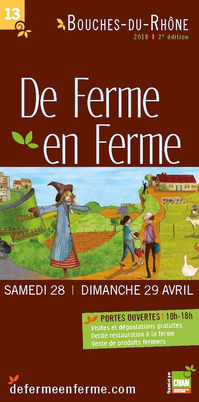 28 29 avril de ferme en ferme autour d 39 aix en - Office de tourisme d aix en provence ...