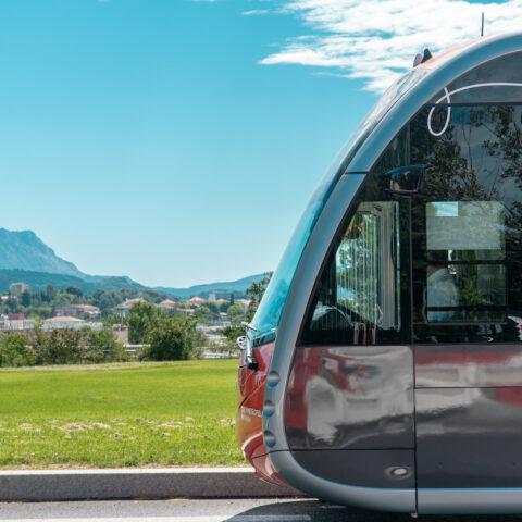 Réseaux de transports en commun Aix en Provence