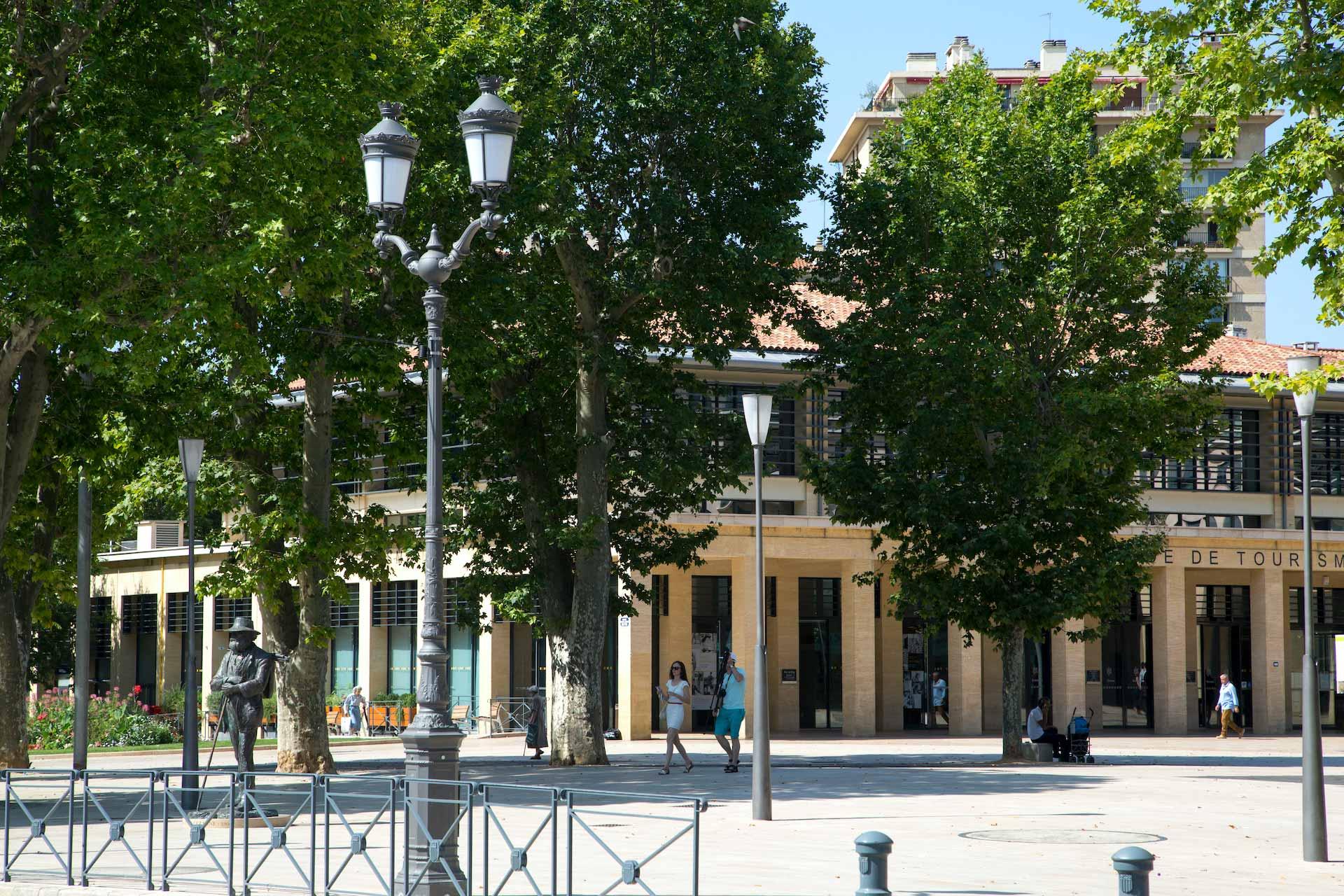 Fremdenverkehrsamt Aix en Provence